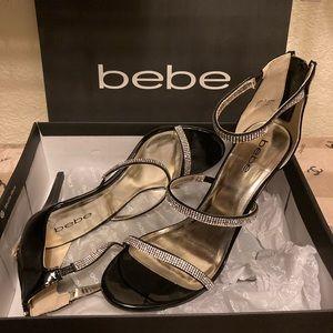 Bebe 4 1/2 inch heels